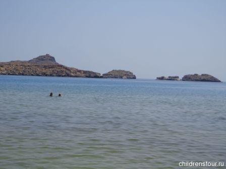 Пляж Линдоса