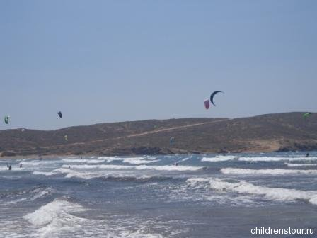 Поцелуй двух морей - Эгейское море