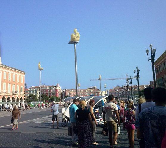 Отдых в Ницце - город ангелов