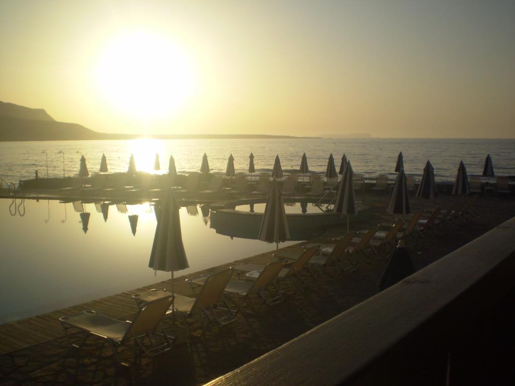 Отдых в Греции с детьми на острове Крит