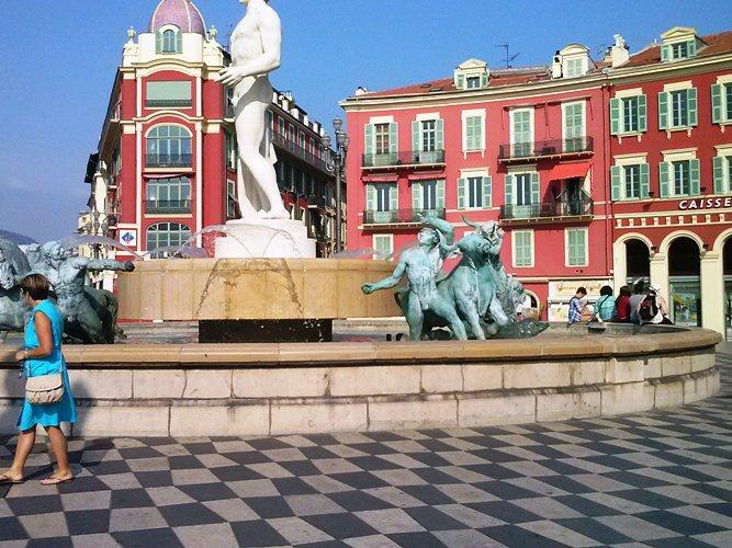 Ницца - центр города