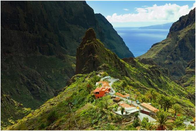 Остров Tenerife