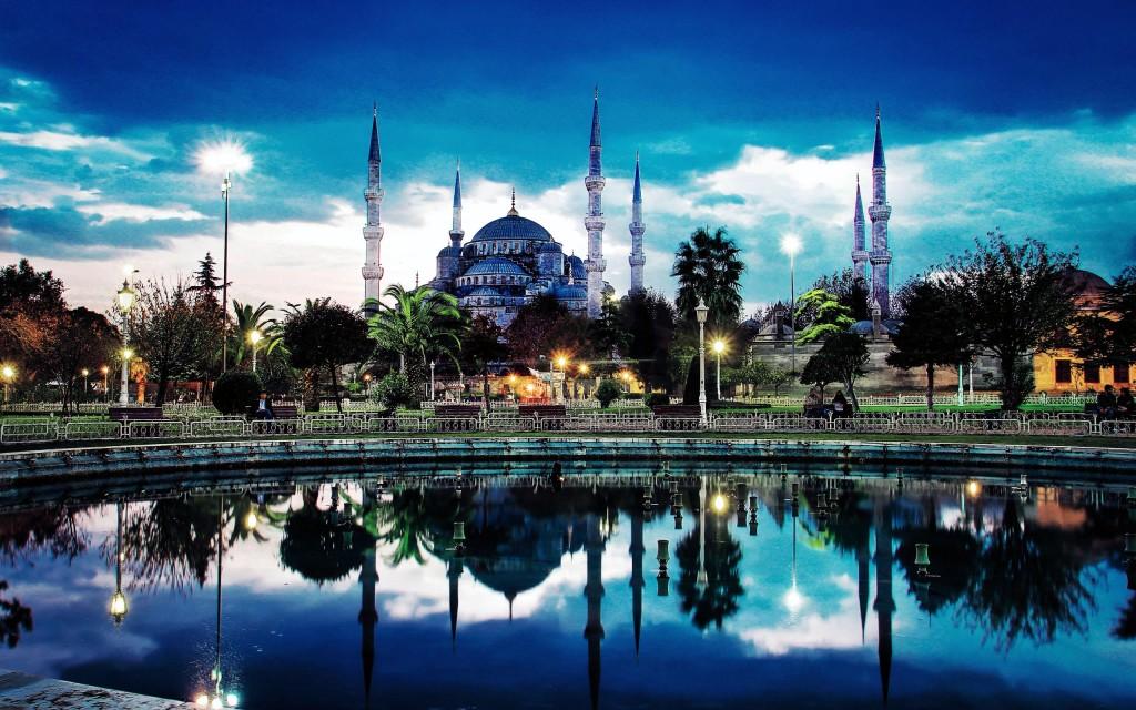 Отдых в Турции - Стамбул