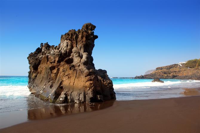 Пляж El Bollullo
