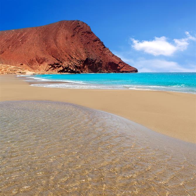 Пляж Ла Техита (La Tejita)