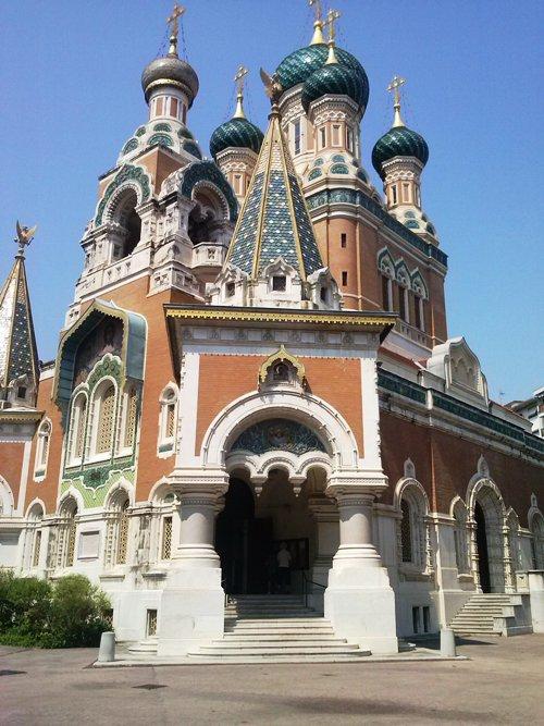 Ницца - Православный собор Св. Николая