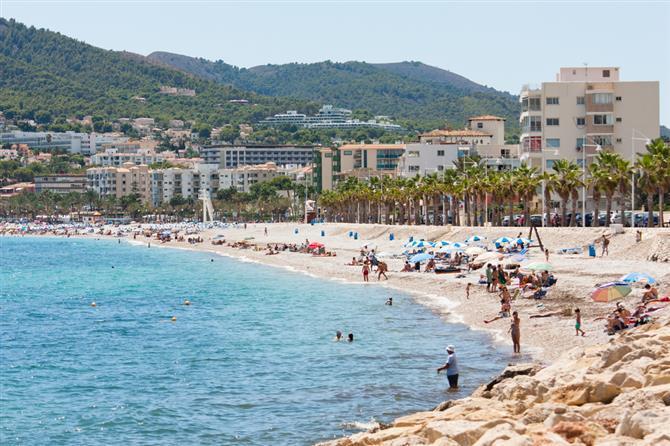 Beach Albir