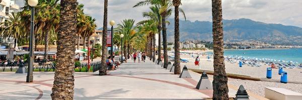 Испания - отдых Коста Бланка, лучшие курорты побережья