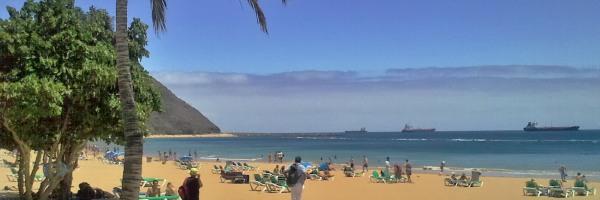Лучшие пляжи Тенерифе для отдыха с детьми