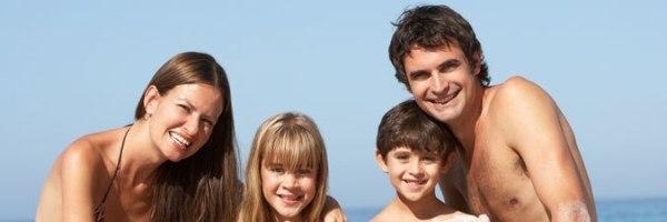 Отдых в Греции с детьми на популярных островных курортах страны