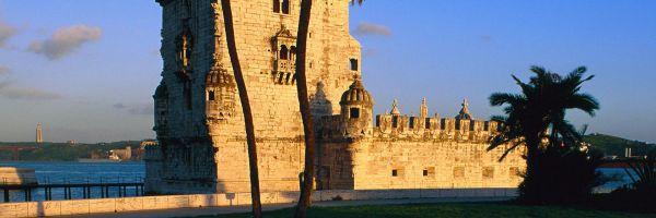 Районы Лиссабона с множеством великолепных памятников архитектуры