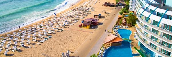 Золотые пески - отдых в Болгарии на Черноморском побережье