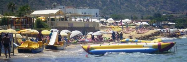 Отдых на Крите с детьми дошкольного и школьного возраста