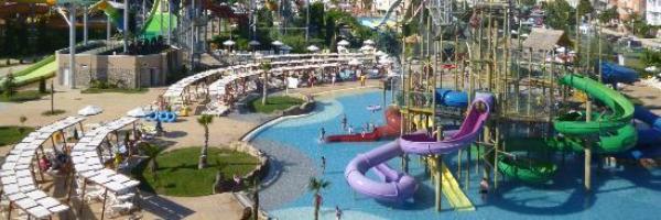 Отдых в Болгарии на курорте Солнечный берег с детьми