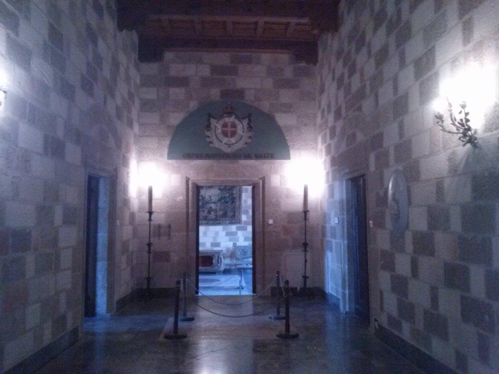 Комнаты Родосской крепости