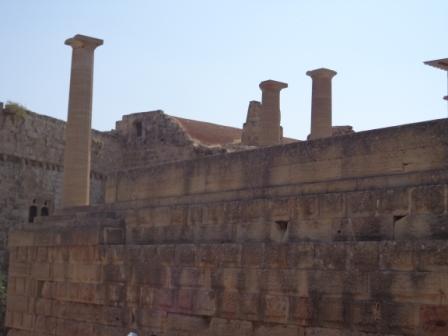 Акрополь Линдоса - Родос
