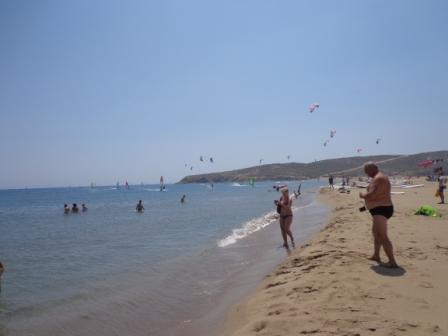 Как добраться до Поцелуя двух морей Прасониси