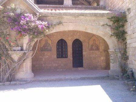 Филеримос - монастырь Богородицы на Родосе