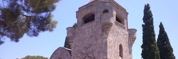 Гора Филеримос Родос - духовные ценности острова Греции