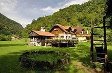 Лечебно-оздоровительные курорты континентальной части Хорватии