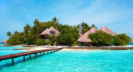 Райские Мальдивы