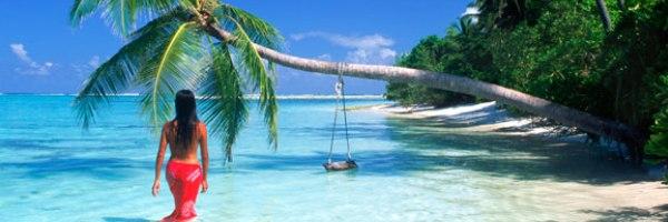 Райские места для отдыха - лучшие пляжи, курорты и острова мира