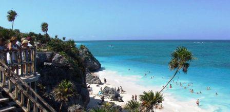 Райский отдых в Мексике