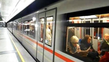 Транспорт Вены - метро